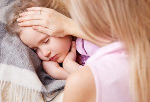 Side effects in children