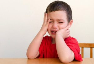 Behavioural Problems in Toddlers