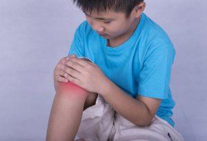 Cause of arthritis in children