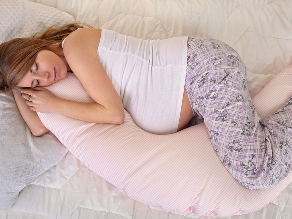 Best Sleeping Positions During Pregnancy Third Trimester Safety Tips