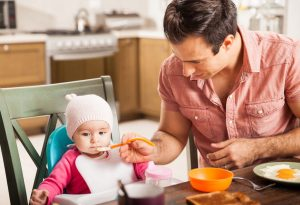 Benefits of eggs for infants