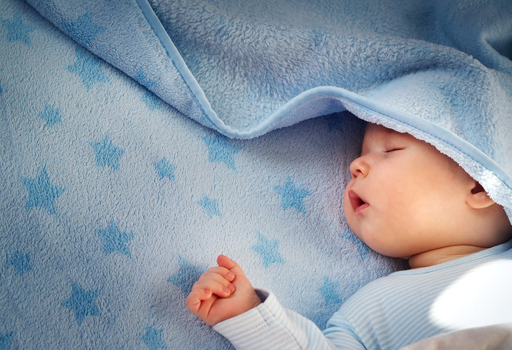 These Tips Will Help Your Baby Sleep Peacefully Through The Night