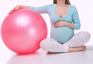 How To Use Birth Ball during Pregnancy & Labour