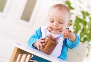 Side Effects of Chocolates on Babies