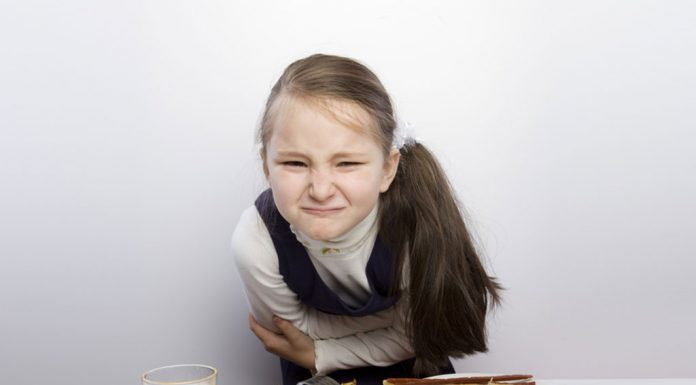Indigestion in children