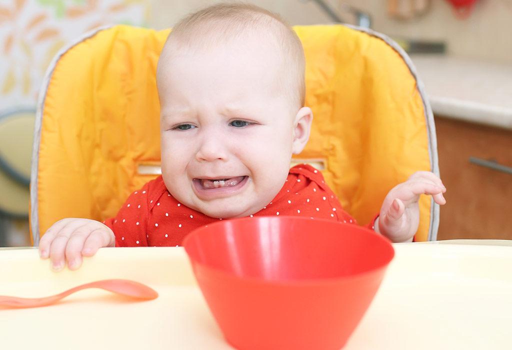 Baby Calcium Deficiency Symptoms