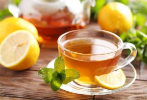 Home remedies: Mint and lemon tea