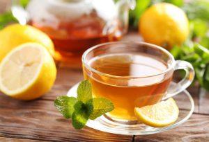 Home remedies: Mint and lemon tea