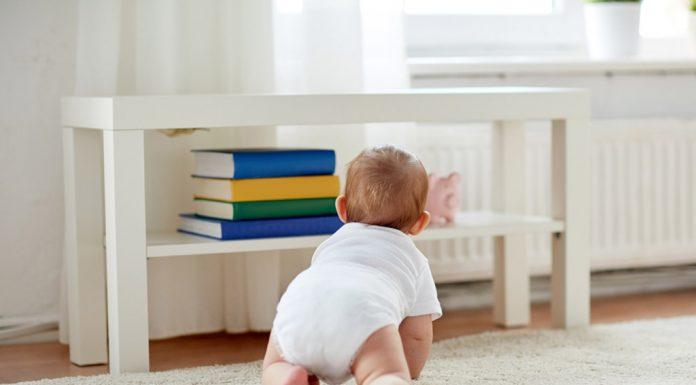 Baby Crawling - A Developmental Milestone
