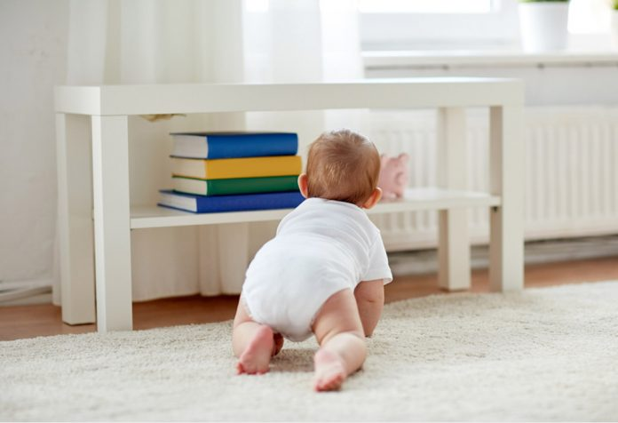Baby Crawling - A Developmental Milestone