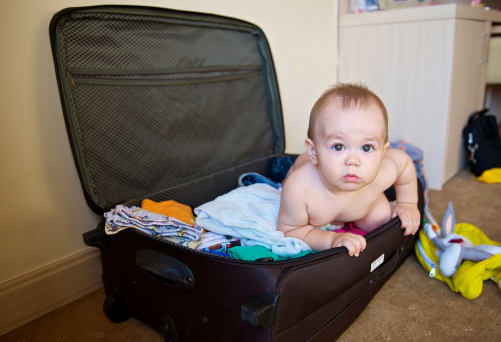 Important Guidelines Tips For Travelling With Baby