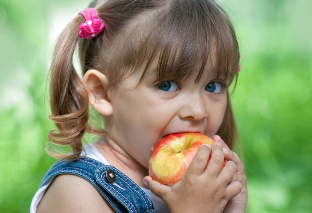 Apple For Children Health Benefits Facts Recipes