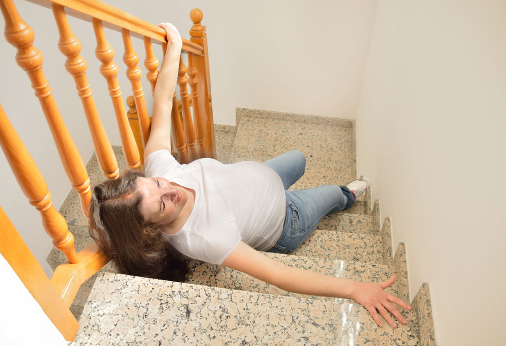 Falling While Pregnant: Does It Cause Any Harm To Your Baby?