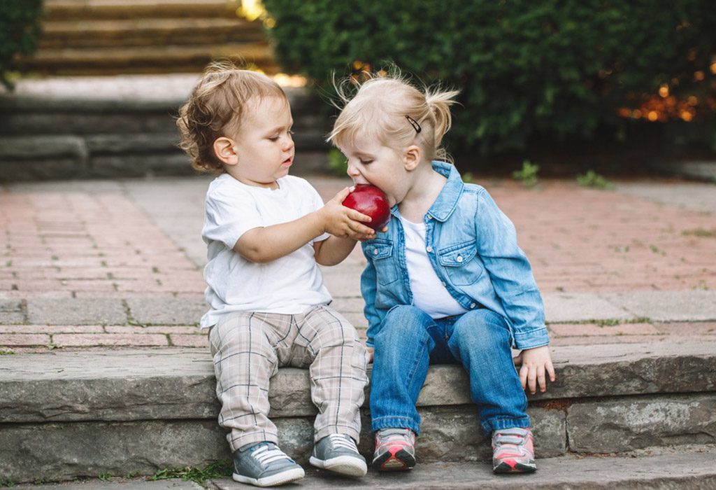 Teaching kids about good manners