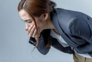 pregnancy symptom - nausea