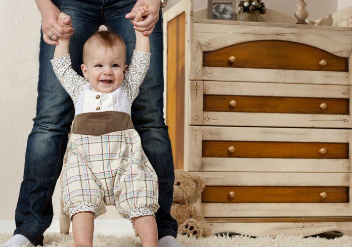 How To Make Baby Walk - Milestones, Tips and Activities