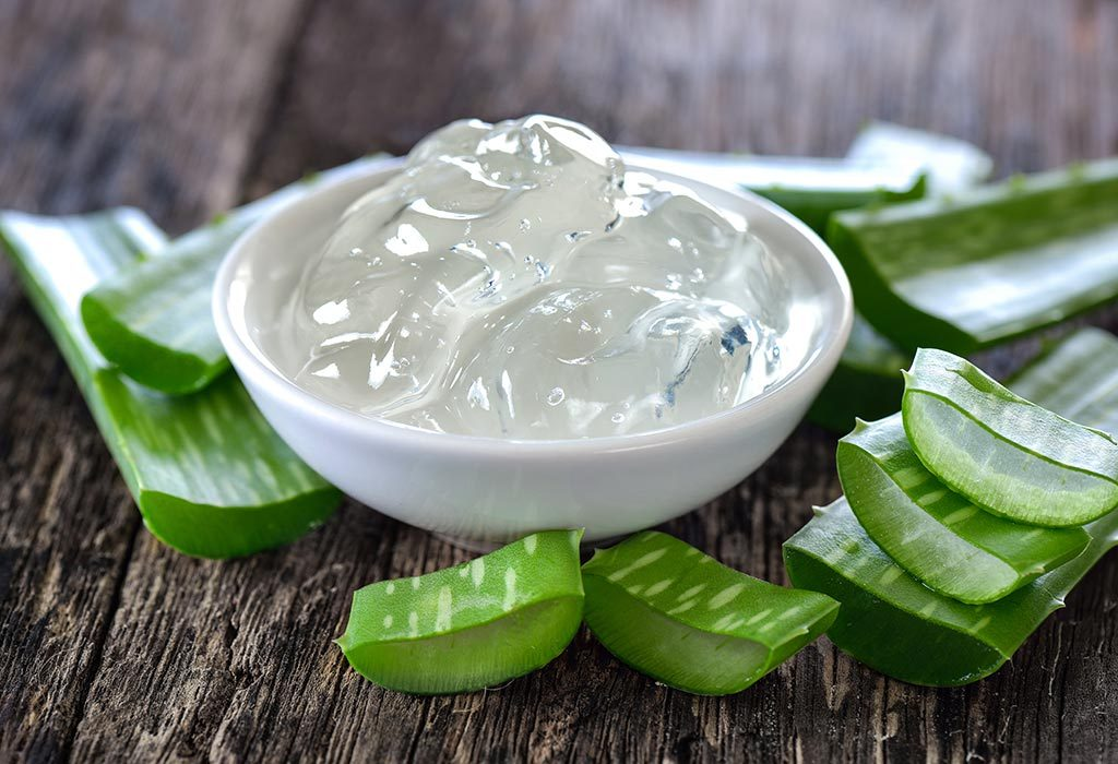 Aloe Vera for Itching