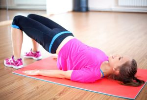 Pelvic tilts: Exercise for Weight Loss