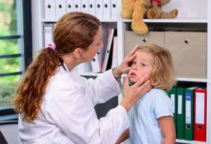 Treatment of Conjuctivitis