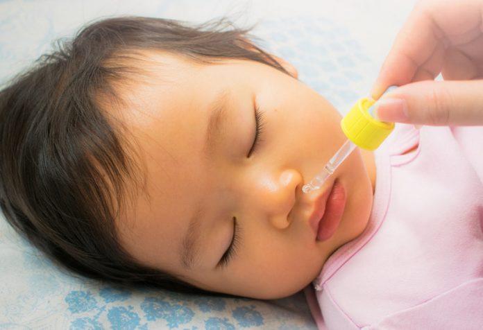Nasal Congestion In Babies