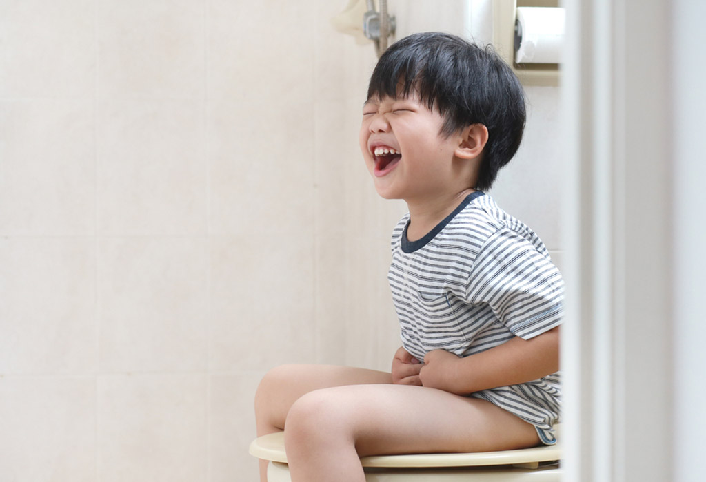Constipation in Kids