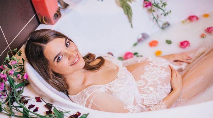 Hot Water Bath During Pregnancy