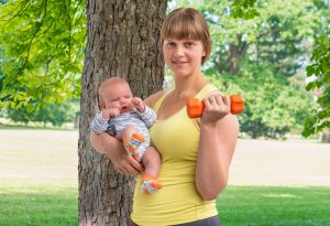 Postpartum Exercises