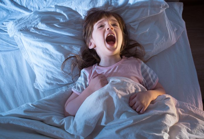 Night terrors in toddlers and children: Causes, Symptoms & Treatment