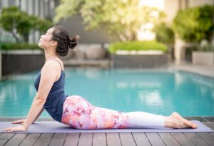 Cobra Pose: Exercise for Weight Loss