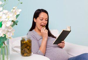 Pregnancy Craving for pickles