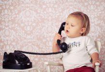 बच्चों में भाषा का विकास