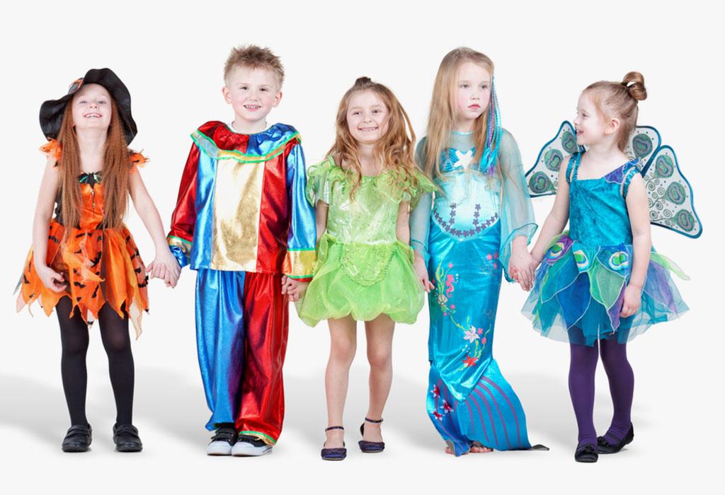 Top 54 Fancy Dress Costume Ideas For Kids