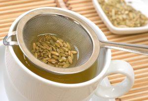 FENNEL TEA FOR PREGNANT WOMEN