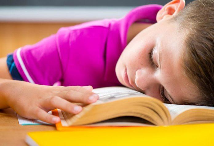 Sleep disorders in kids