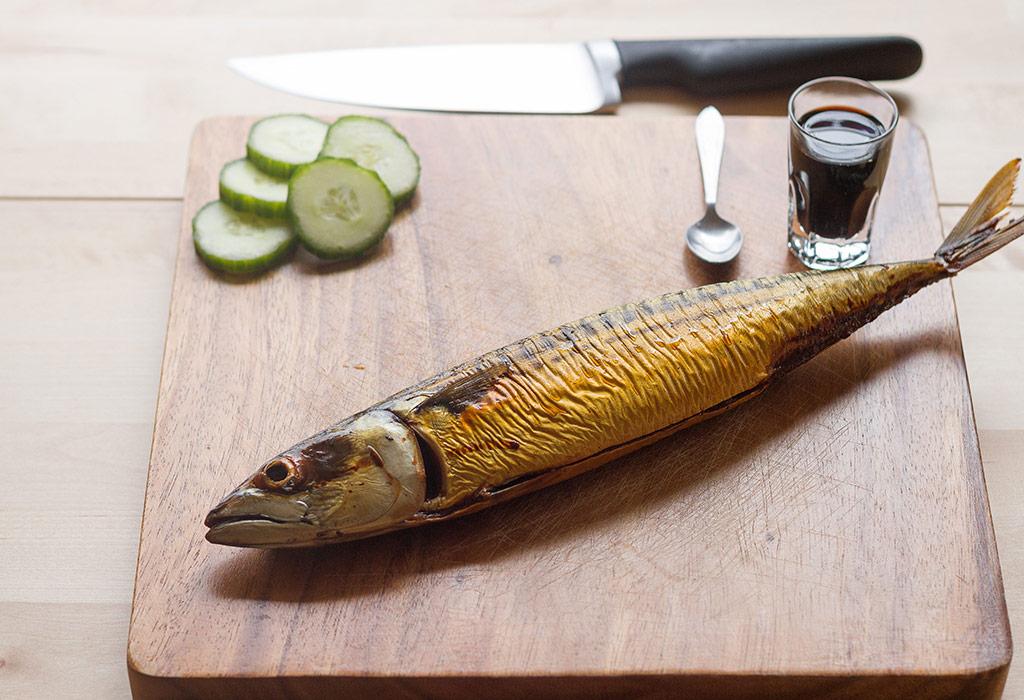Mercury Rich Fish