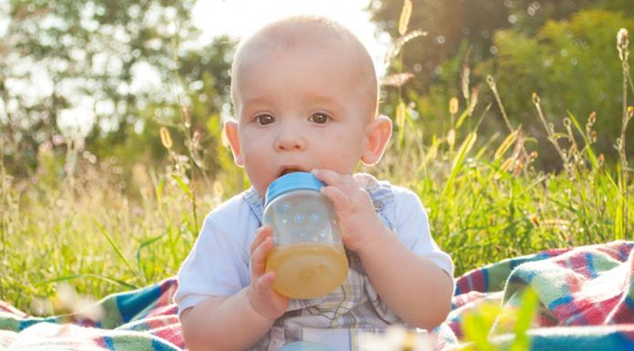 Vegetable & Fruit Juice for Babies