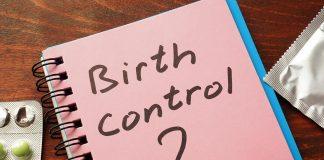 जन्म नियंत्रण स्पंज