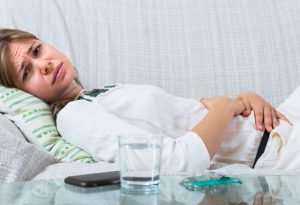 Complications of Post-Miscarriage Bleeding