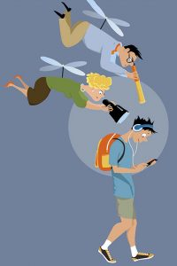 Signs of Helicopter Parenting