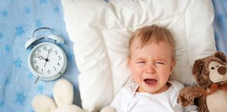 How to Handle your Baby Crying at Night