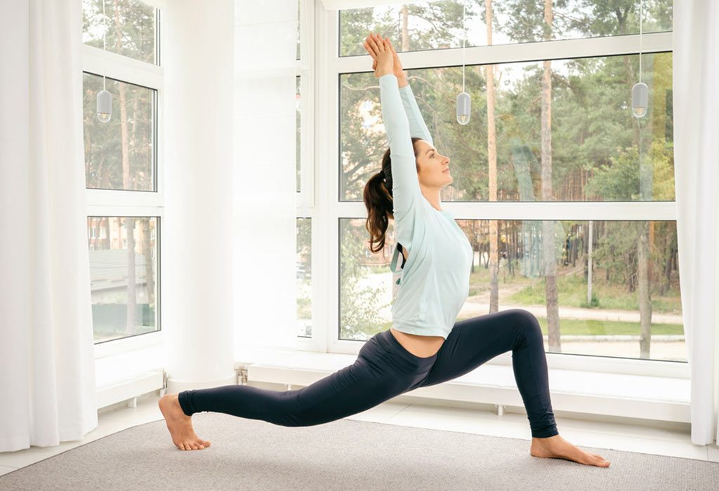Yoga After Delivery Benefits 12 Different Poses To Get Back In Shape