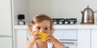 Corn for Babies