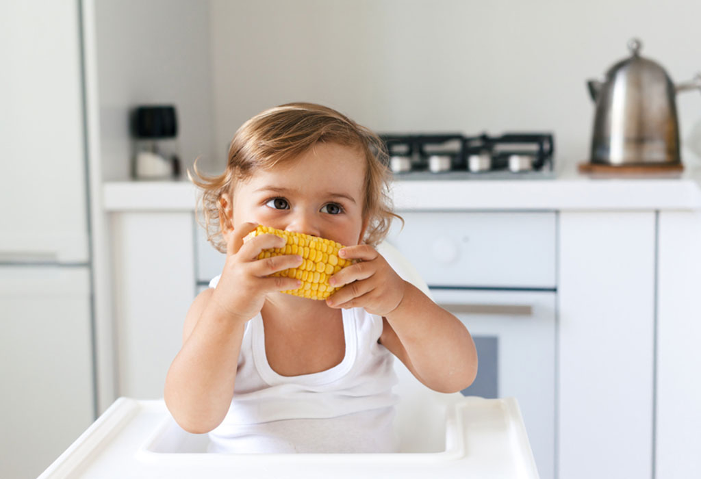 Corn for Babies: Types, Health Benefits, Side Effects & Recipes