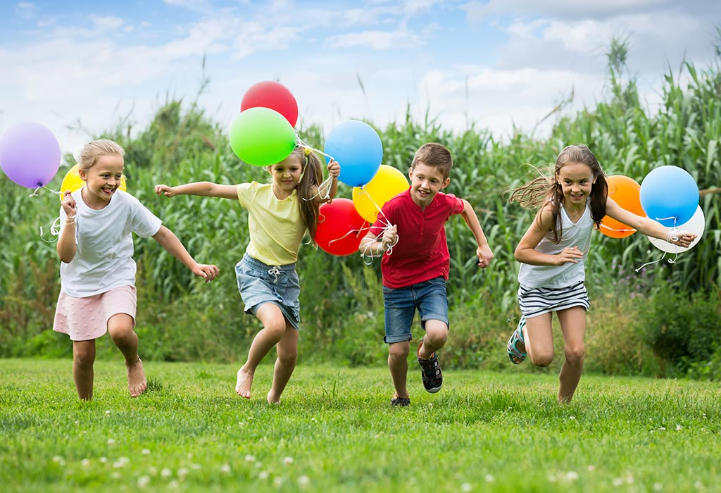 15 Fun Baloon Games For Kids