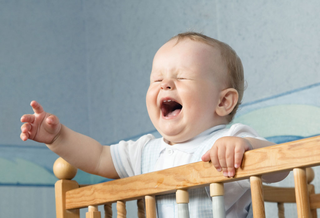 Why Do Babies Cry at Night?