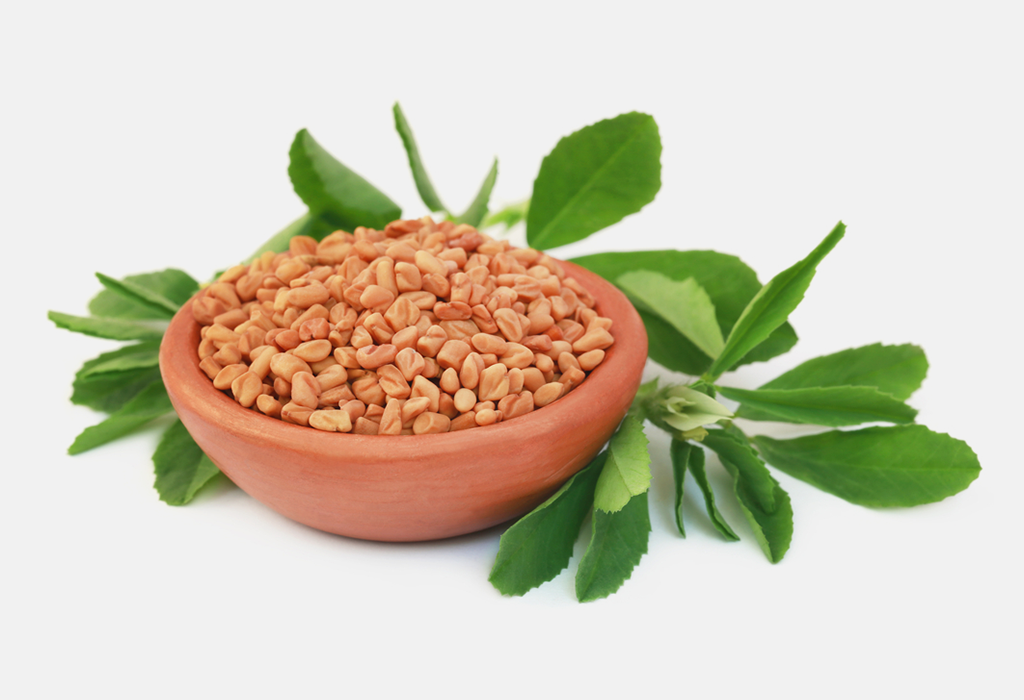 Eating Fenugreek Seeds in Pregnancy