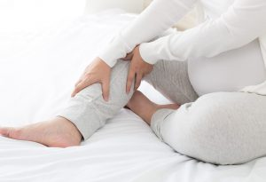 Causes of restless leg syndrome in pregnancy