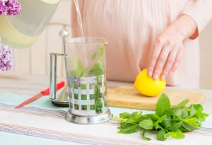 Drink lemon drink for Headache During Pregnancy