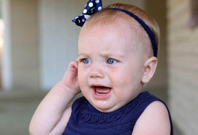 बच्चों में कान का इन्फेक्शन