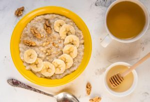 OATMEAL WITH BANANA: Homemade Food Recipes for a 17-to-20-month-old Toddler